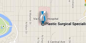 Plastic Surgical Specialists Map Link